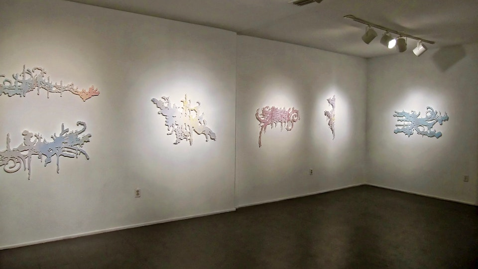 Miami Cloud Machine - Solo Exhibition | Diana Lowenstein Fine Art | Miami, FL