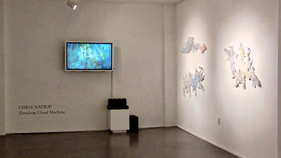 Miami Cloud Machine - Solo Exhibition | Diana Lowenstein Fine Art | Miami, FL