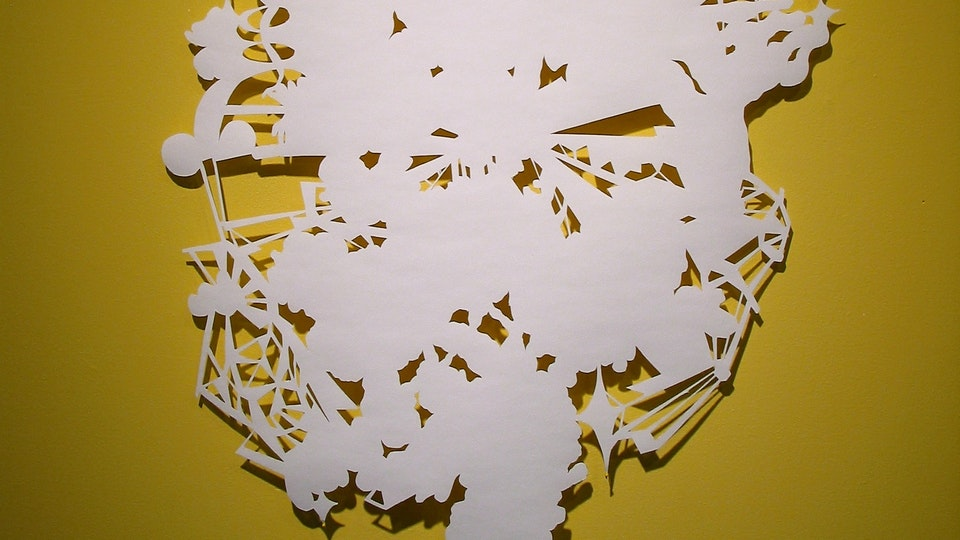 Spring Paper Twist