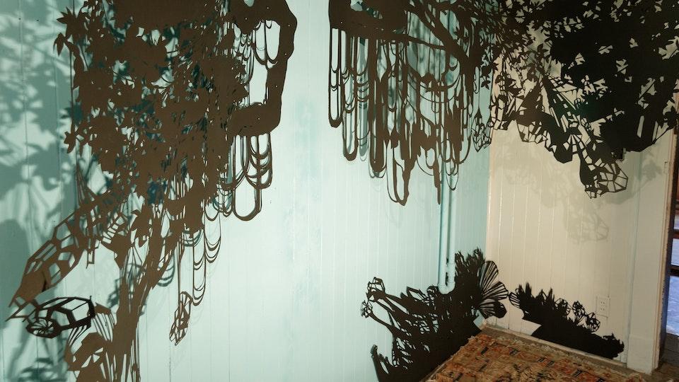 Affiliate Artist | Headlands Center for the Arts - POD TREE DROP | Headlands Center for the Arts