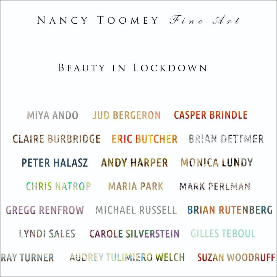 Beauty In Lockdown Group Show