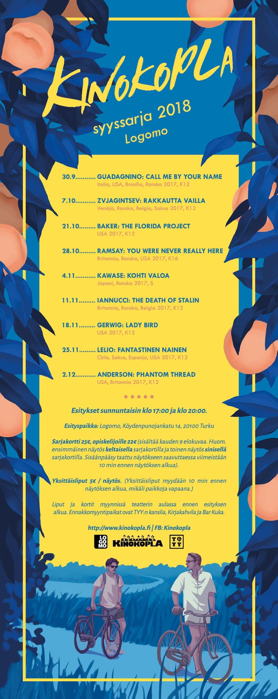 Kinokopla poster