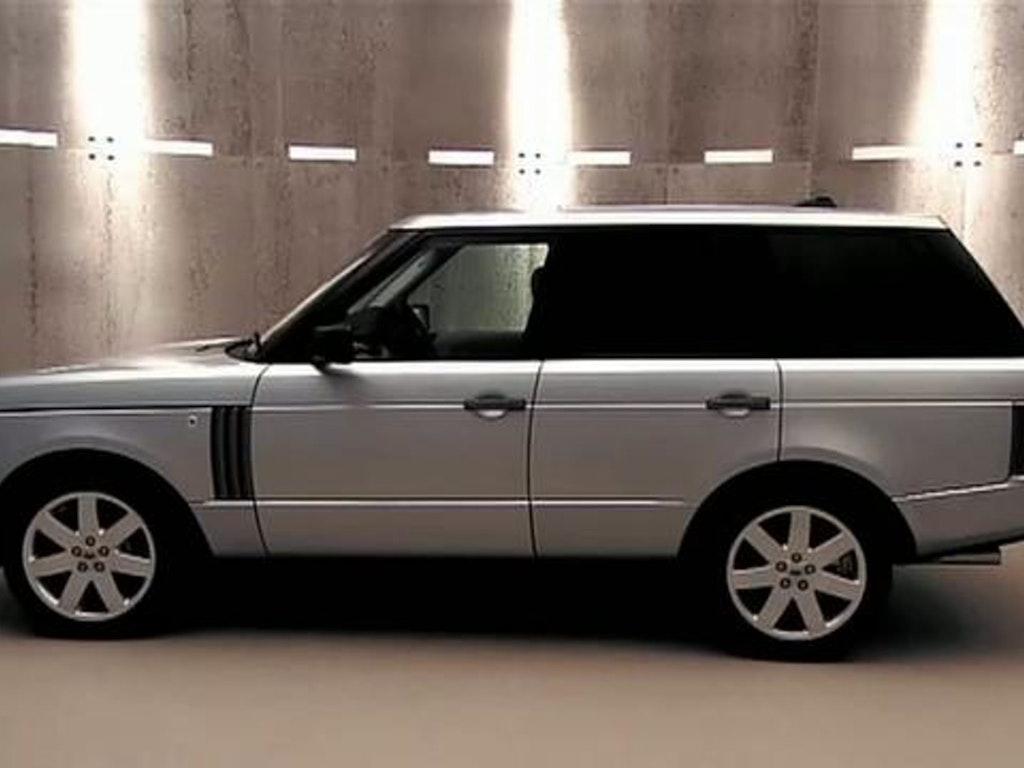 Range Rover Launch Film