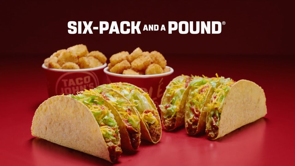 Taco John Six Pack