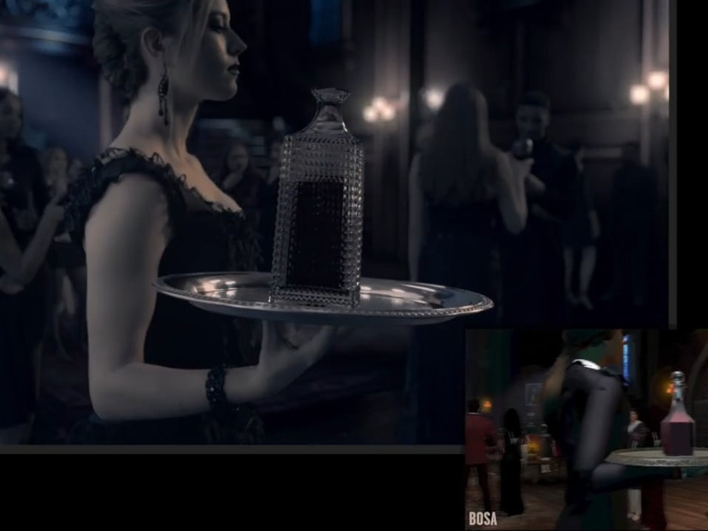 Underworld 4D Comparison Reel | BOSA | 2016