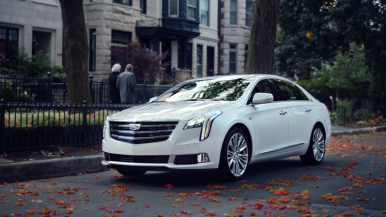 Cadillac XTS Thematic