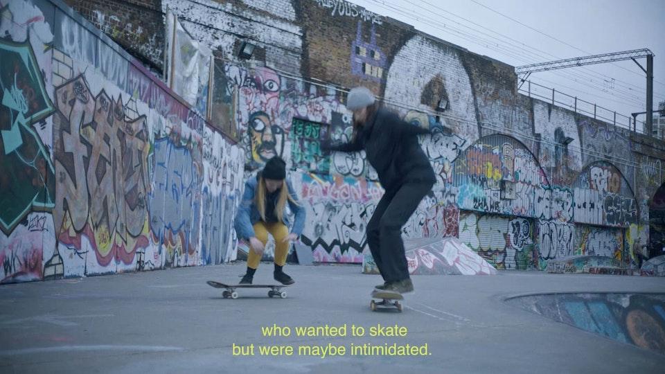 Facebook - Girl Skate