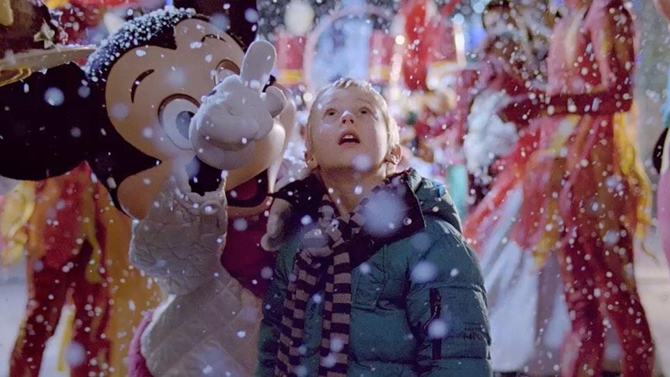 Disneyland - Christmas