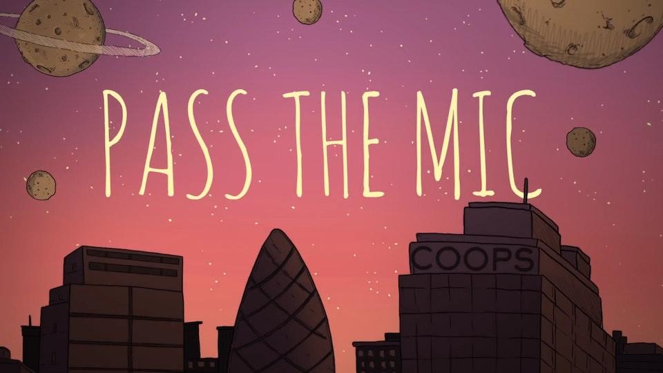 Coops ● Pass The Mic Ft. Fliptrix, Rexx, Leaf Dog
