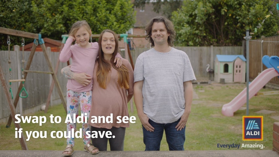 Aldi ● Swap and Save ● Liz & Drew
