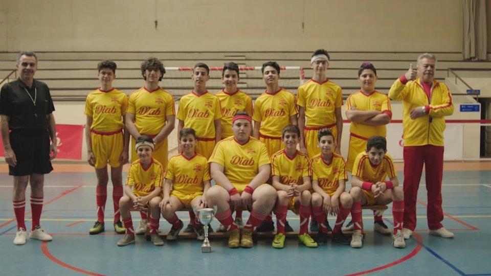 Micropolitics ● Under-14s Handball Team