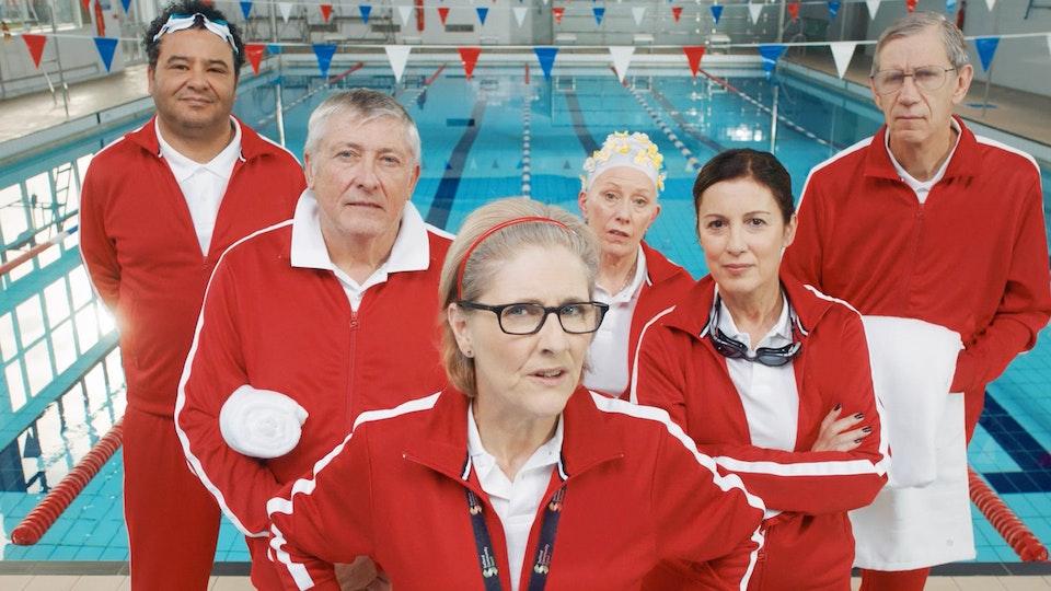 Staysure - Swim team
