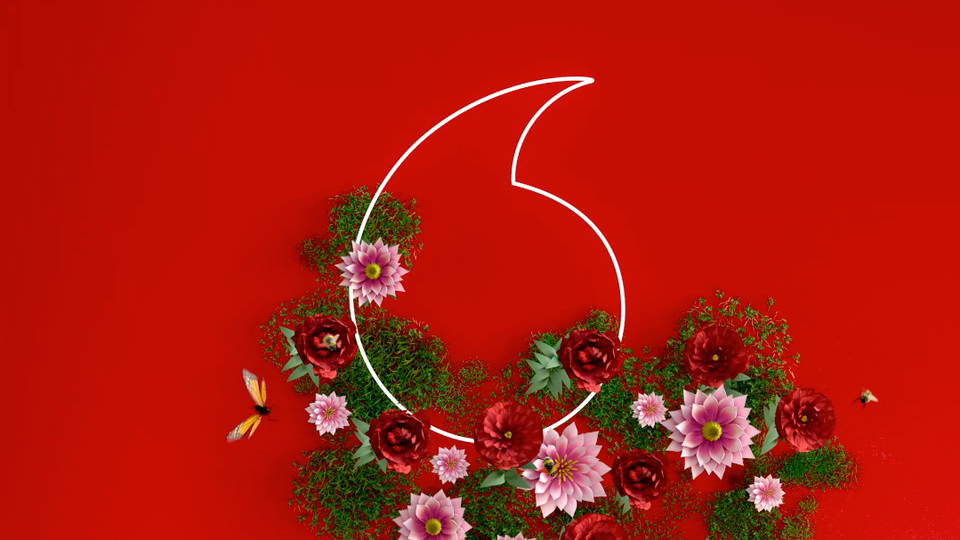 Vodafone Seasonal Ident's
