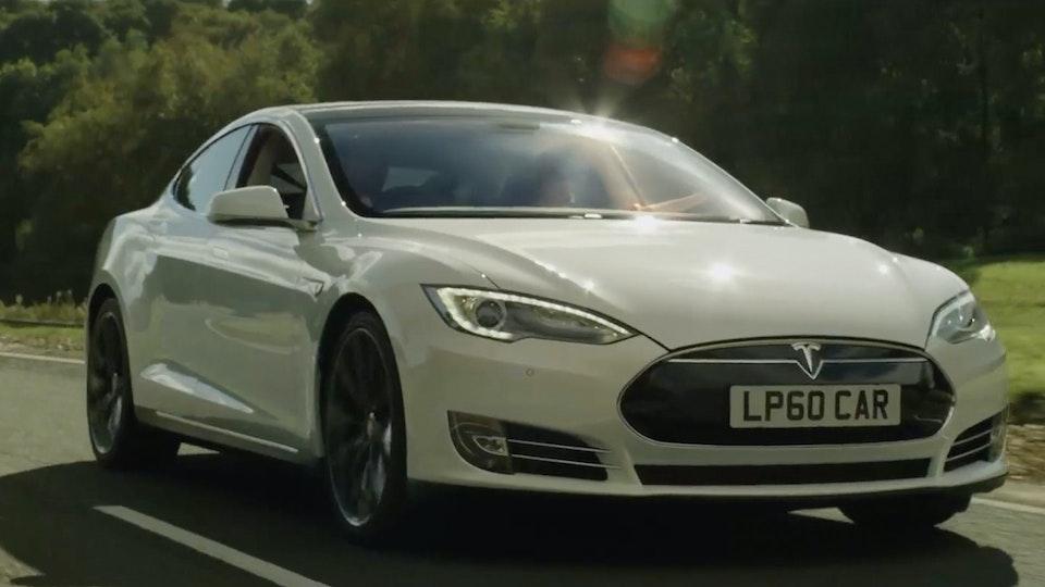 Tesla - Be Free Go Far