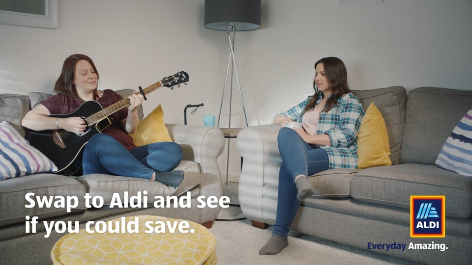 Aldi ● Swap and Save ● Hazel & Jac