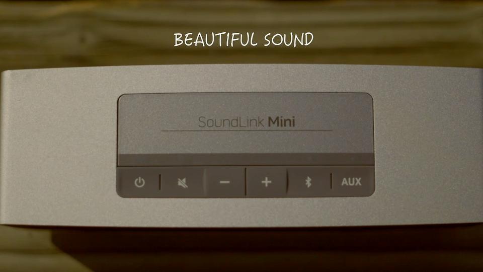Bose ● SoundLink Mini