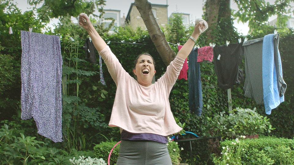 Sports England - Boxing Mum