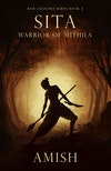 POSTERS & COVERS - Pencils, Design by me; Colors by Aditya Prabhu Winner of fan cover contest for SITA : WARRIOR OF MITHILA