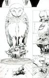 FAN ART - Ink on Bristol Pencils by Greg Capullo
