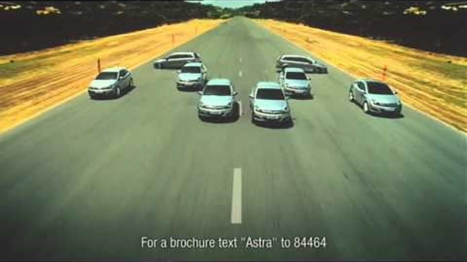 Vauxhall Astra Astrabatics