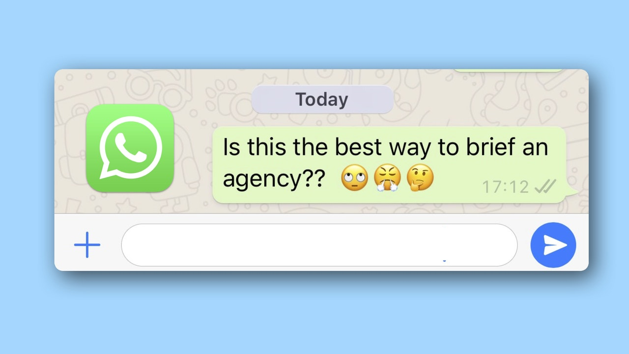 Workshops for Clients and Agencies - The Client/Agency relationship in the age of Tinder