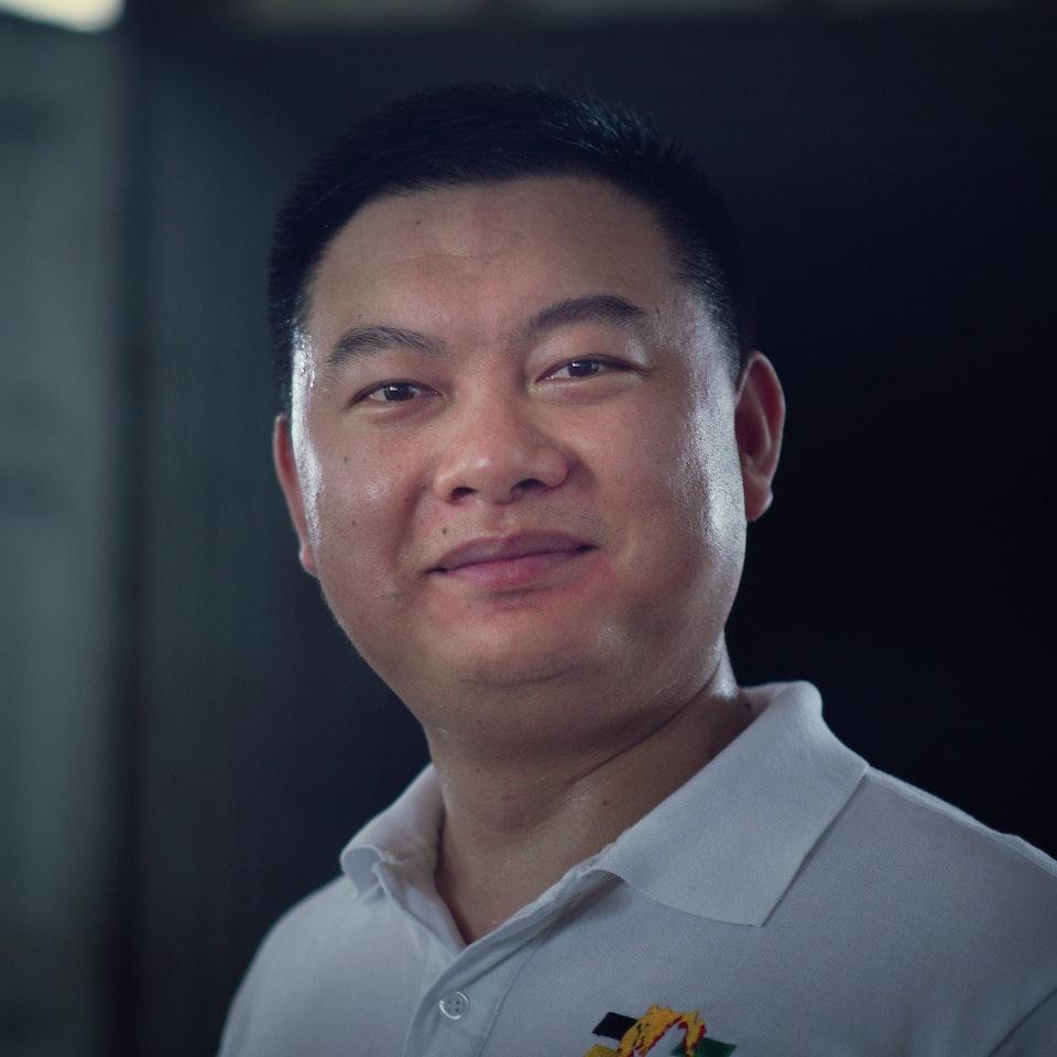 The Legend of David Li