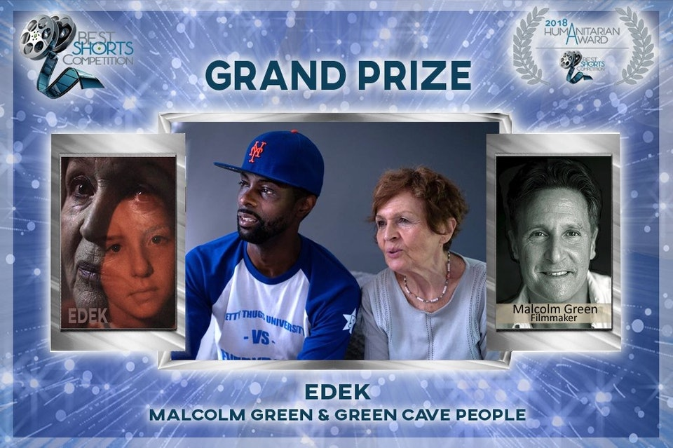 Best Shorts Festival Humanitarian Grand Prize Winner
