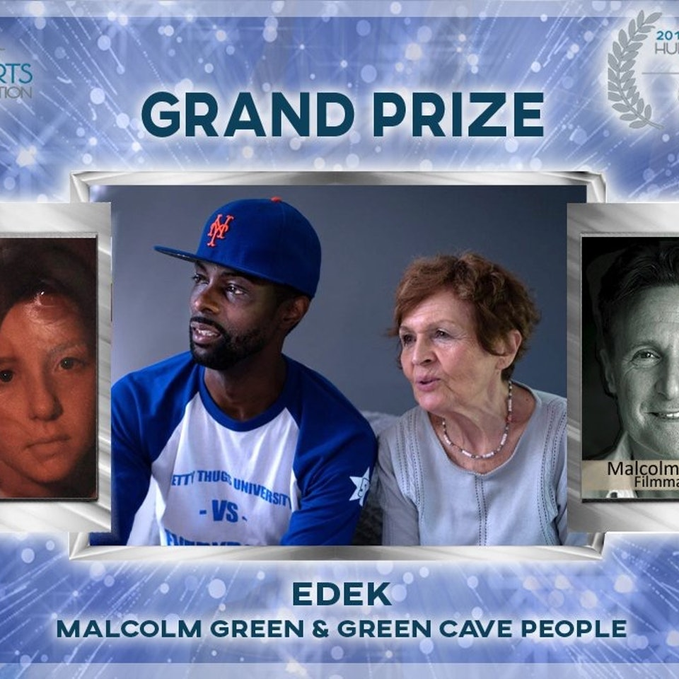 MALCOLM GREEN - Best Shorts Festival Humanitarian Grand Prize Winner
