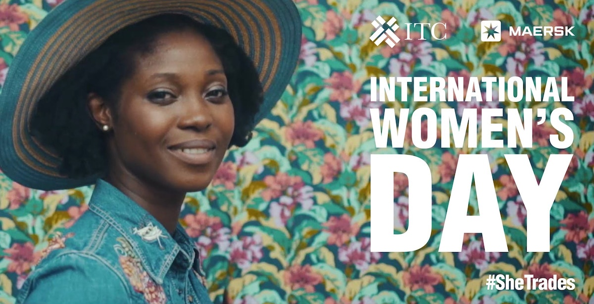 It's International Women's Week