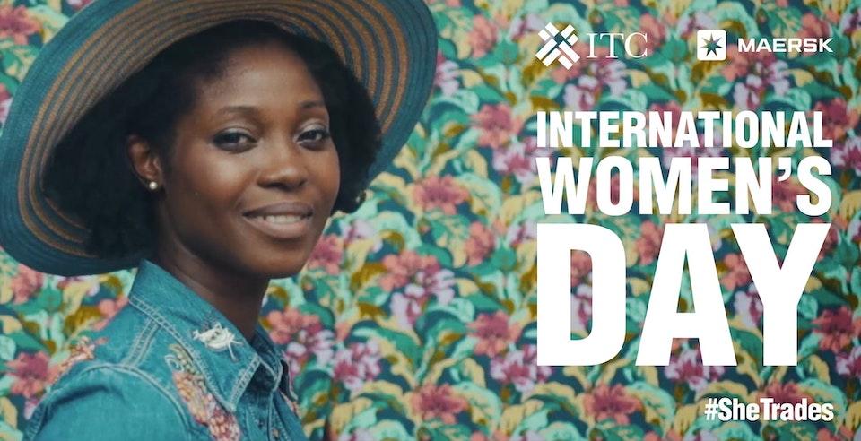 It's International Women's Week