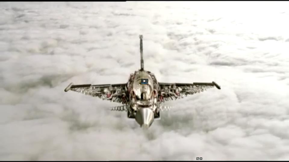 RAF Flying objects
