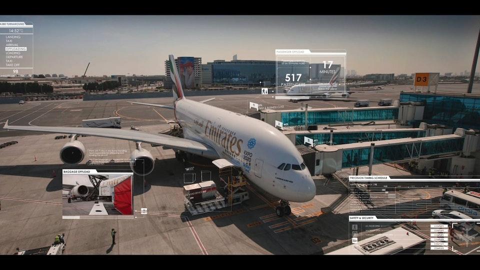 Emirates airlines: Turnaround