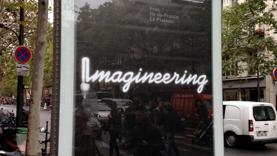 Ryan Gander: Imagineering -