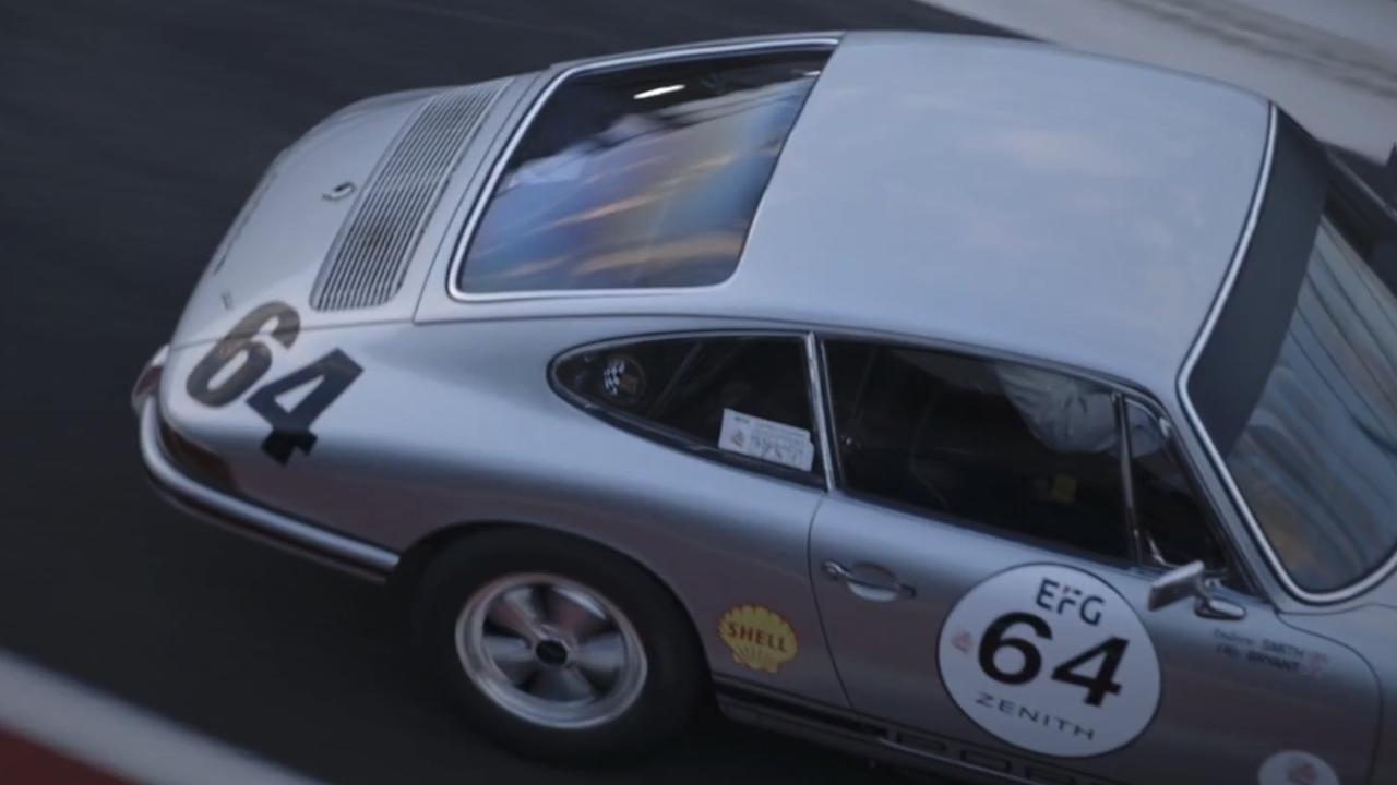 Historika Porsche: Spa Classic -
