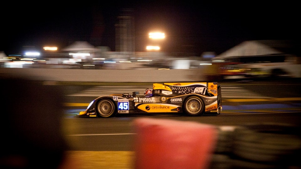 Audi: The Road to Le Mans