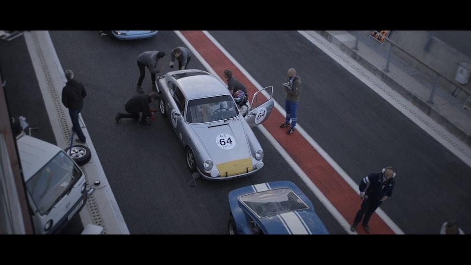 Historika Porsche: Spa Classic