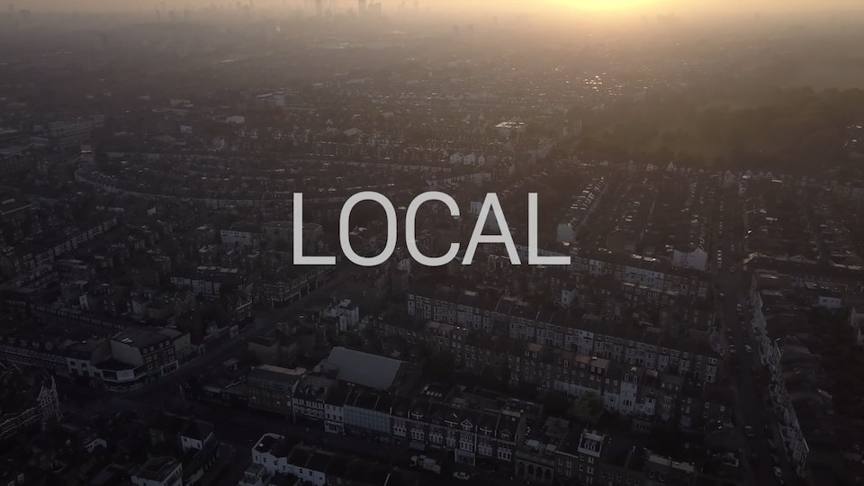 LOCAL: THE NEW NORMAL