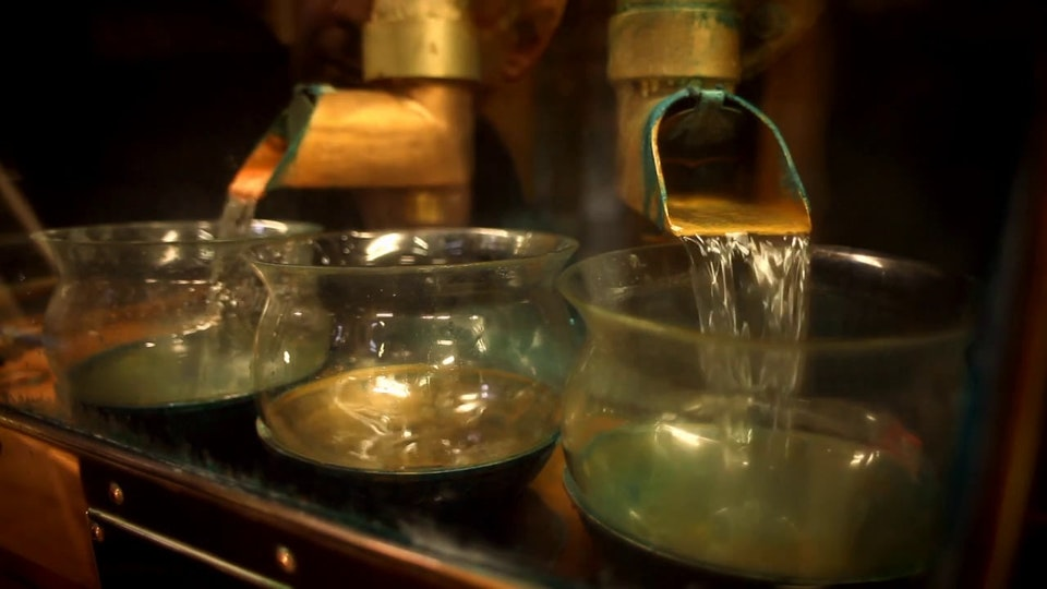 Glenfiddich: process