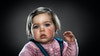 """Immersion - Hettie Brookfield-Eddison, 4 months old, Watching """"Baby Einstein"""", Bradford, UK, 2009"""