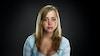 """Immersion - Julie Van Der Post, 18, Watching """"Eminem, Love The Way You Lie"""", Amsterdam, 2010"""