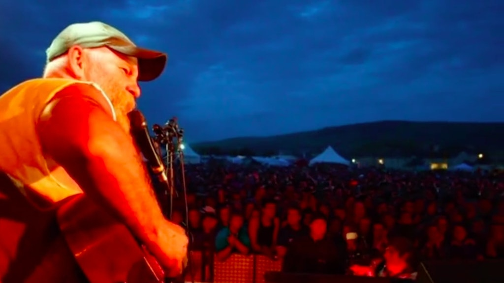 Seasick Steve - Channel 4 Doc
