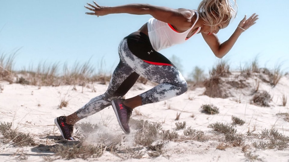 Under Armour - Unlike Any - Natasha Hastings