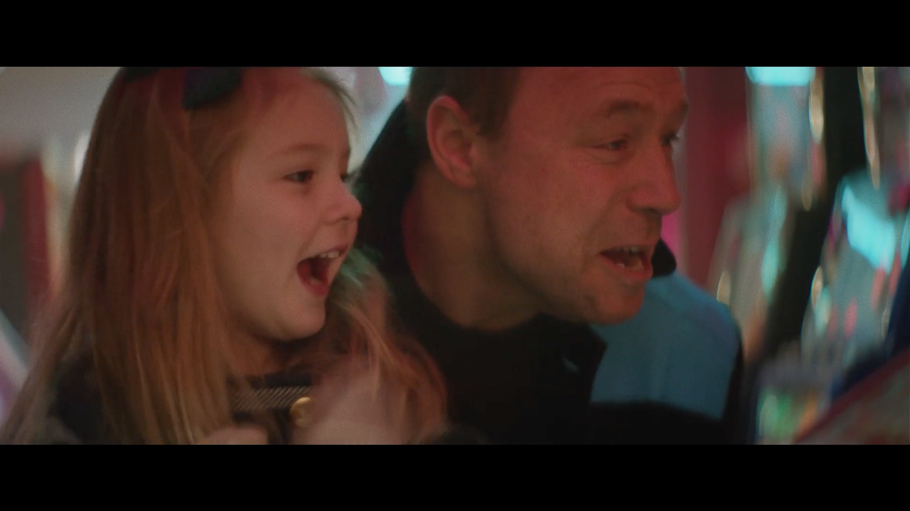 Goldie 'I Adore You' - ft. Stephen Graham