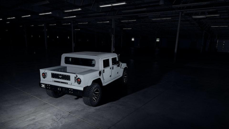 Milspec Production Vehicle #003