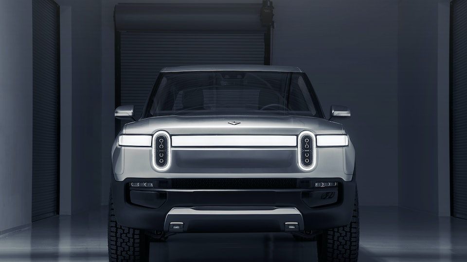 Work for Rivian - My photo - This is a slight reedit of the original image I shot