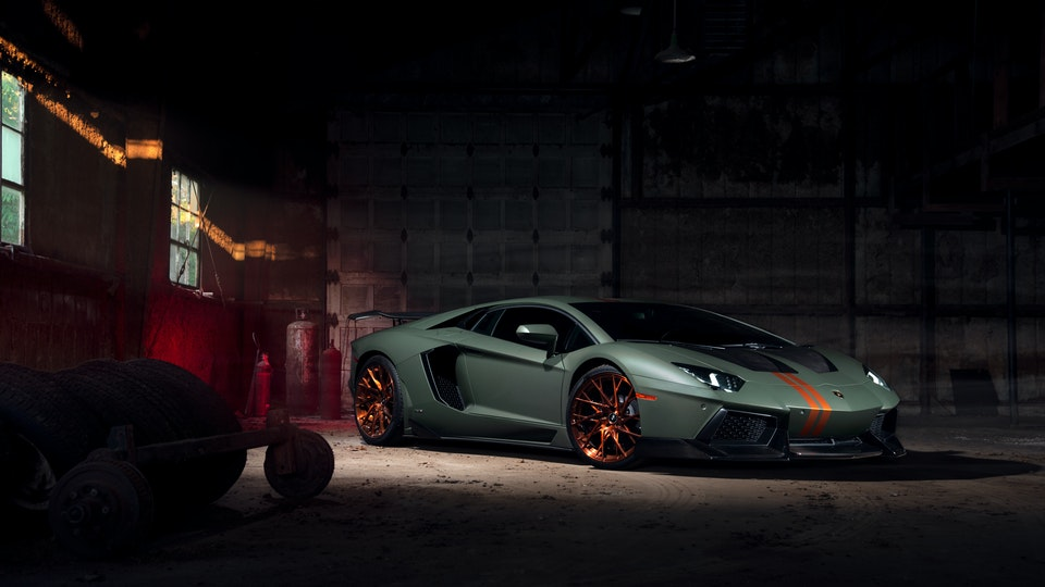 1016 Industries Aventador