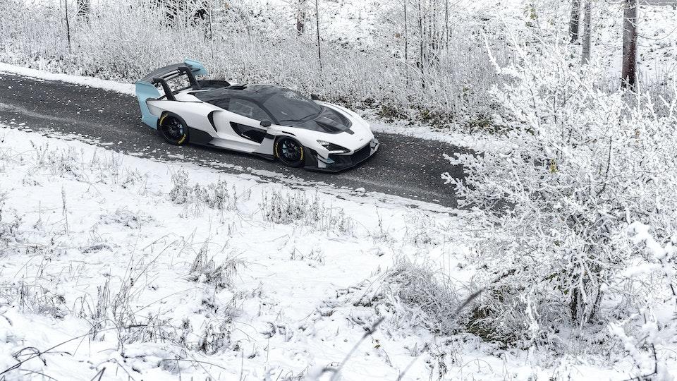 Mclaren Senna GTR Elements (2019/20)