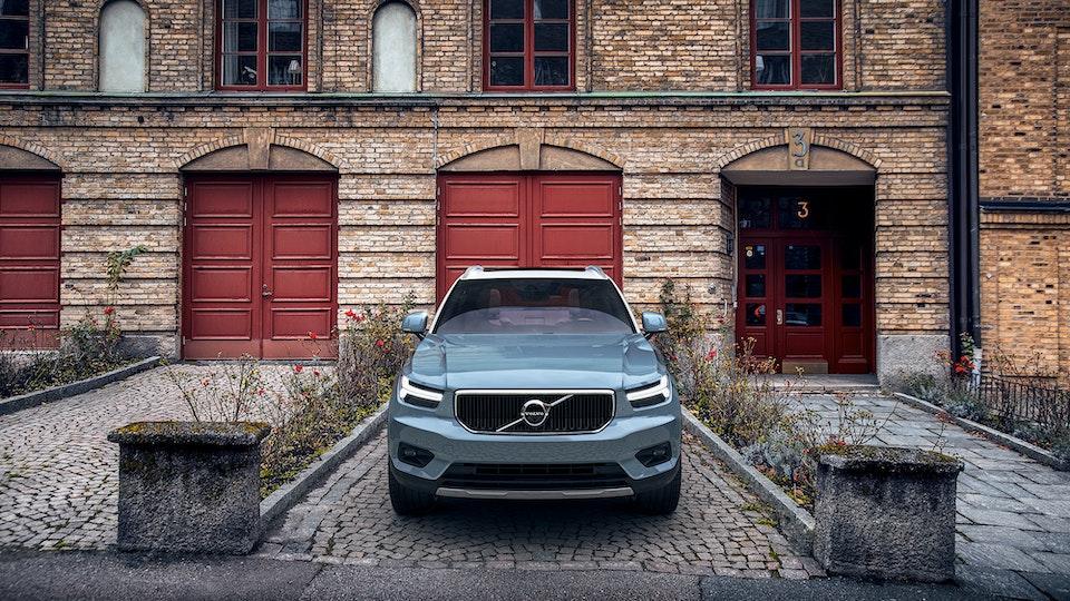 Volvo XC40 Elements (2019/2020)
