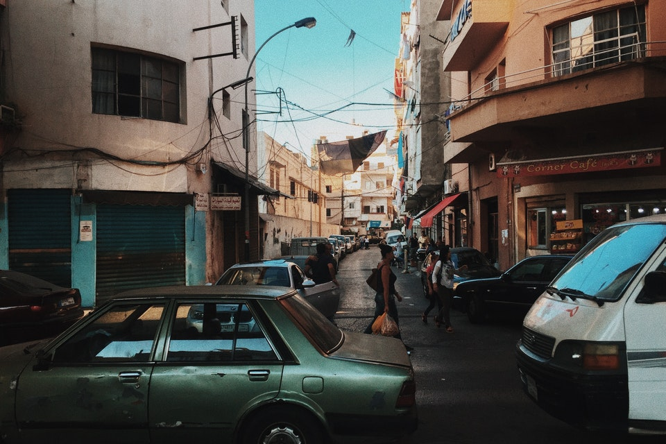 Photo Journel: Beirut