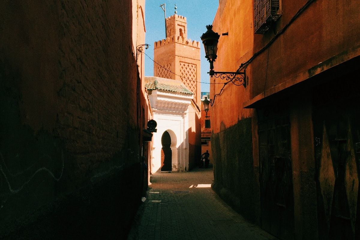 Observations Of Resonant Light: Marrakesh